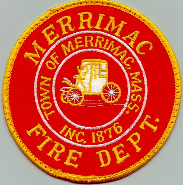 Merrimac Fire Department Logo